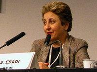 Shirin Ebadi (photo: GMF)