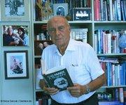Ishak Alaton in his office in Istanbul (photo: Hülya Sancak)