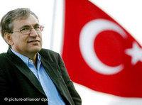 Orhan Pamuk (photo: picture-alliance/ dpa)