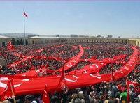 Demonstration against Prime Minister Erdogan in Ankara (photo: AP)