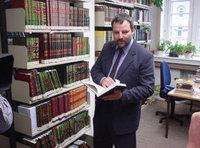 Islamic researcher Muhammad Sven Kalisch (photo: DW)