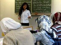 Islamic religious instruction in Germany (photo: AP)