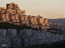 Israeli settlement in East Jerusalem (photo: AP)