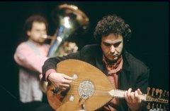 Rabih Abou-Khalil; photo: &copy www.tampere.fi