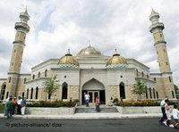 Mosque in Dearborn, Michigan (photo: dpa)