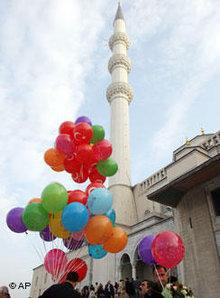 Sugar Festival in Istanbul (photo: AP)