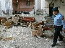 Attack in Casablanca (photo: AP)