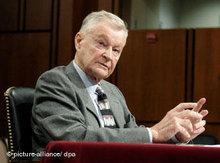 Zbigniew Brzezinski (photo: picture-alliance/dpa)