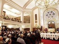 Synagogue in Istanbul (photo: AP)