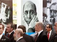 Turkey at the book fair (photo: AP)