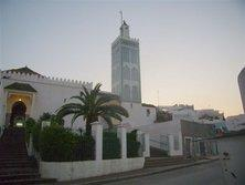 A mosque in Tangiers, Morrocco (photo: Alfred Hackensberger)