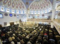 The Merkez mosque in Duisburg (photo: AP)