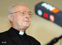 Robert Zollitsch, chair of the German Bishops' Conference (photo: AP)