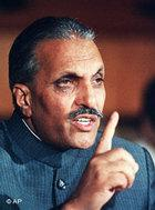 Zia ul-Haq in 1986 (photo: AP)
