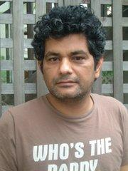 Mohammed Hanif (photo © Courtesy of the author)