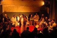 Concert at the Makan (photo: Sebastian Blottner)