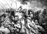 The European Crusade (image: historic lithograph)