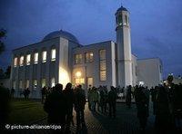 Ahmadiyya Mosque in Berlin, Germany (photo: dpa)