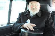Mustafa Ceric, Grand Mufti of Bosnia and Herzegovina since 1993, at the 2008 World Economic Forum in Davos (photo: Robert Scoble)