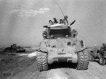 Israeli tank on the Golan Heights during the Yom Kippur War in 1973 (photo: AP)