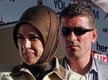 Ermine Erdogan (photo: AP)
