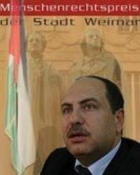 Issam Younis (photo: Menschenrechtspreis.de)