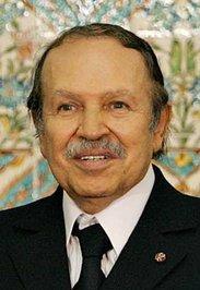 Ab el-Aziz Bouteflika (photo: Wikipedia)