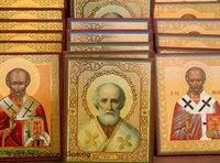 Anatolian icons of Saint Nicholas (photo: picture alliance/Godong)