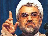 Ex interior minister Abdollah Nuri (photo: ISNA)