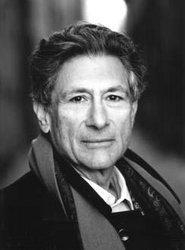 Edward Said (photo: Columbia University)
