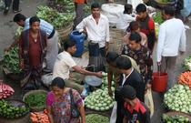 Market in Dhaka, Bangladesh (photo: Jasmin Lorch)