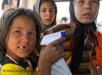 Street children in Teheran (photo: INSA/DW)