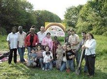 Members of the International Garden (photo: Foundation Interkultur)