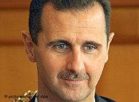 Bashar Al-Assad (photo: dpa)