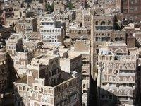 Sanaa's Old Town (photo: Guy Helminger)