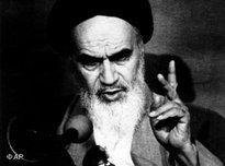Khomeini (photo: AP)