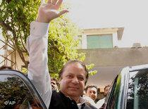 Nawaz Sharif (photo: AP)