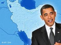 US President Barack Obama (photo: AP/DW)
