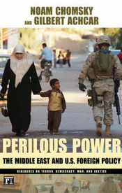 Cover Perilous Power: The Middle East and US Foreign Policy