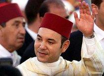 Morocco's King Mohammed VI (photo: AP)