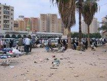 Street in Tripoli (photo: Beat Stauffer)