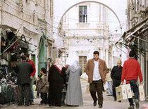 Street in the old quarter of Tripoli (photo: AP)