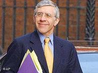 Jack Straw in London, Great Britain (photo: AP)