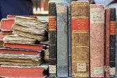 Old books (photo: dpa)