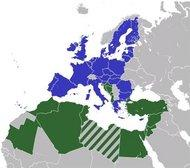 Mediterranean Union member states (source: Wikipedia)