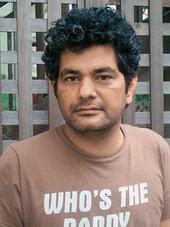 Mohammed Hanif (photo: Nimra Bucha)