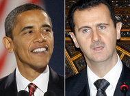 US President Barack Obama and Syrian President Bashar Al Assad (photo: AP)