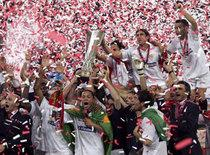 FC Sevilla UEFA Cup 2006 (photo: dpa)