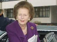 Margaret Thatcher (photo: AP)