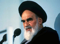 Ayatollah Khomeini (photo: AP)